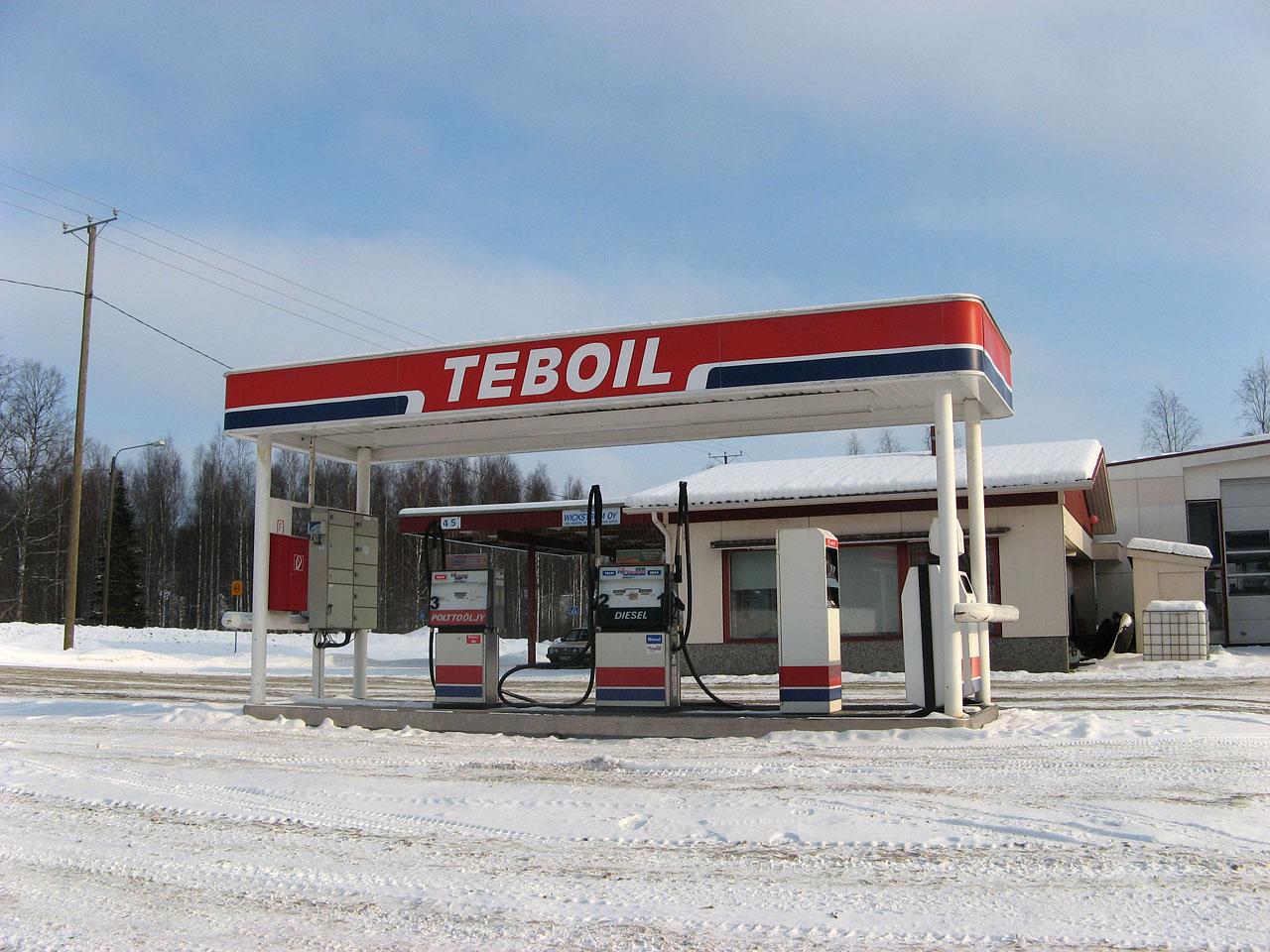 Teboil (D)